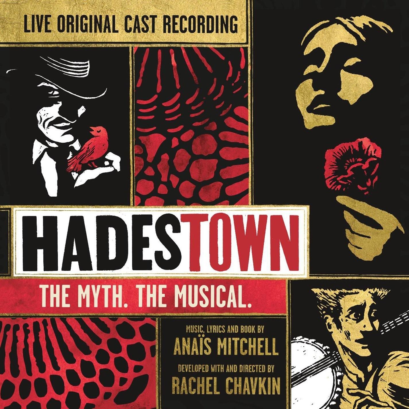 Cover von Hadestown