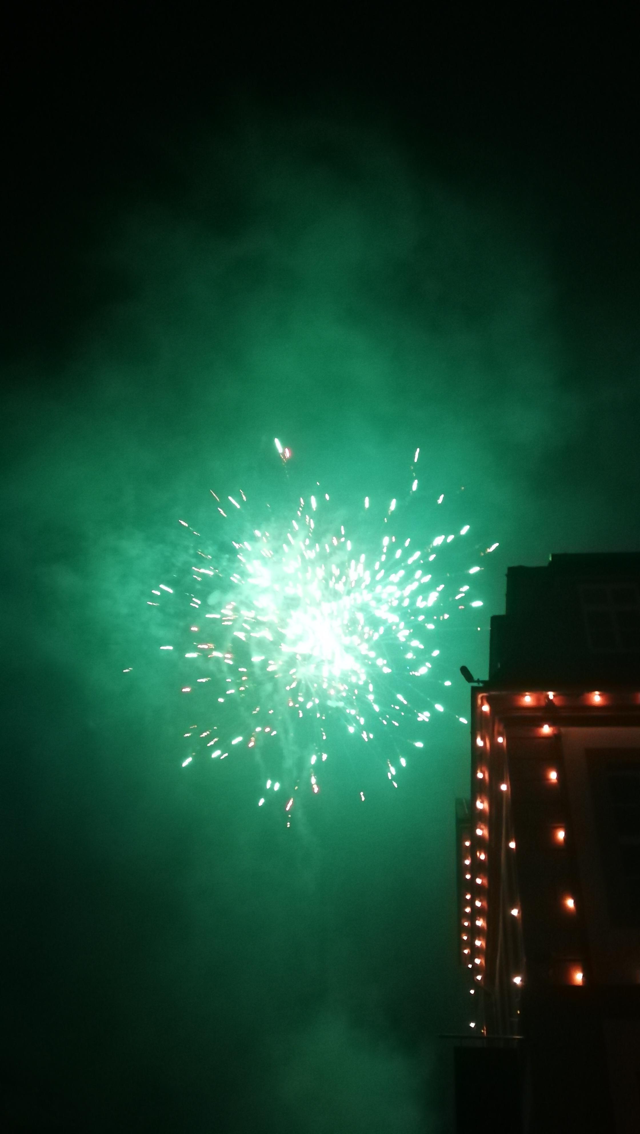 Die universal-Redaktion wünscht Allen ein Frohes Neues Jahr! Foto:msc