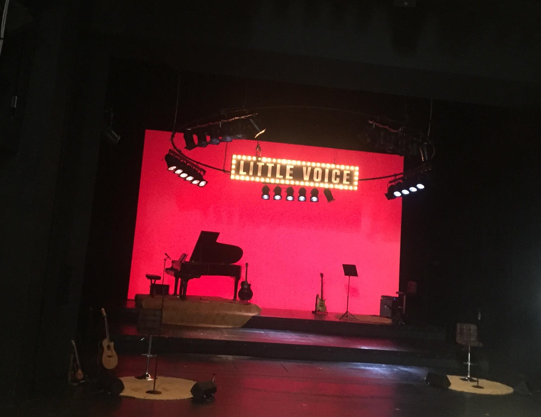 Im Großen Haus des Theaters ging es am Samstag musikalisch zu. Foto: kru