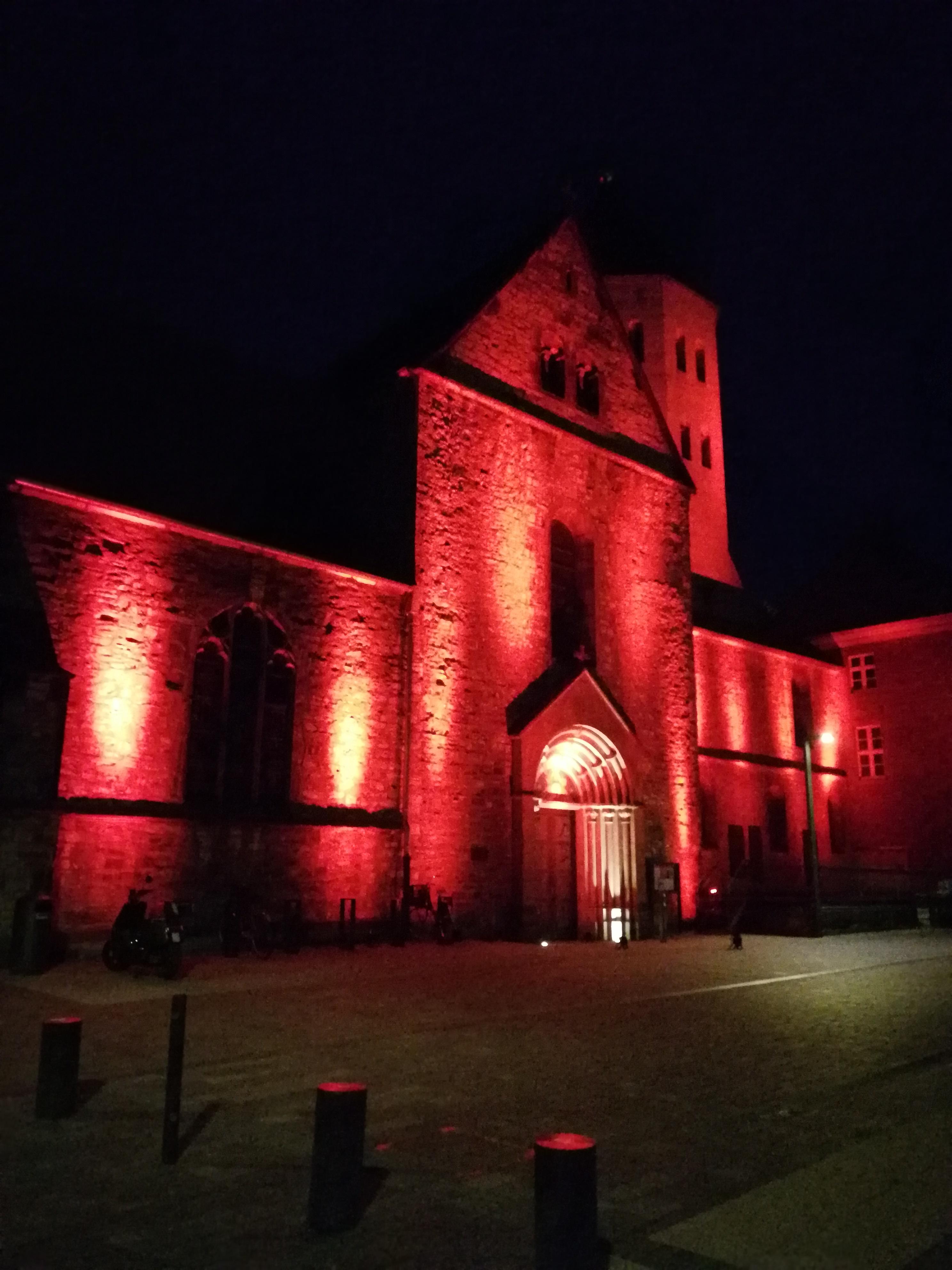 "Impressionen der ""Night of Light"", Fotos: msc"