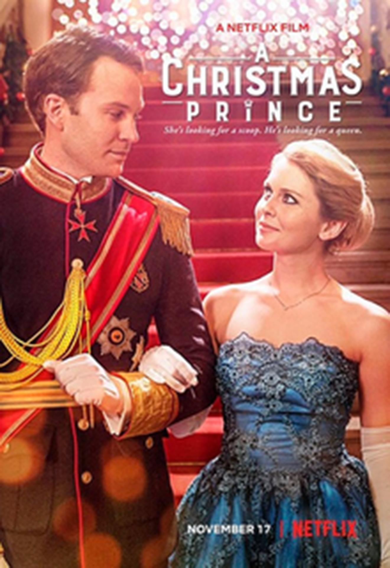 Poster des Netflix-Films A Christmas Prince