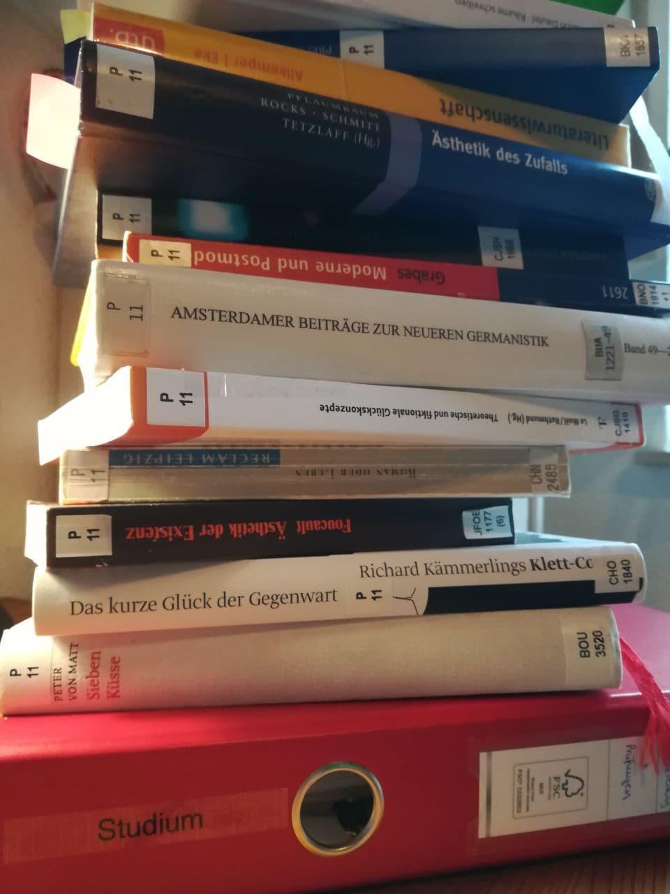 Überforderung im Studium ist manchmal ganz nah. Foto: lin